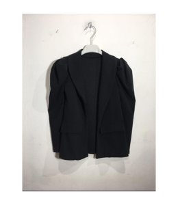 Basic blazer | Black
