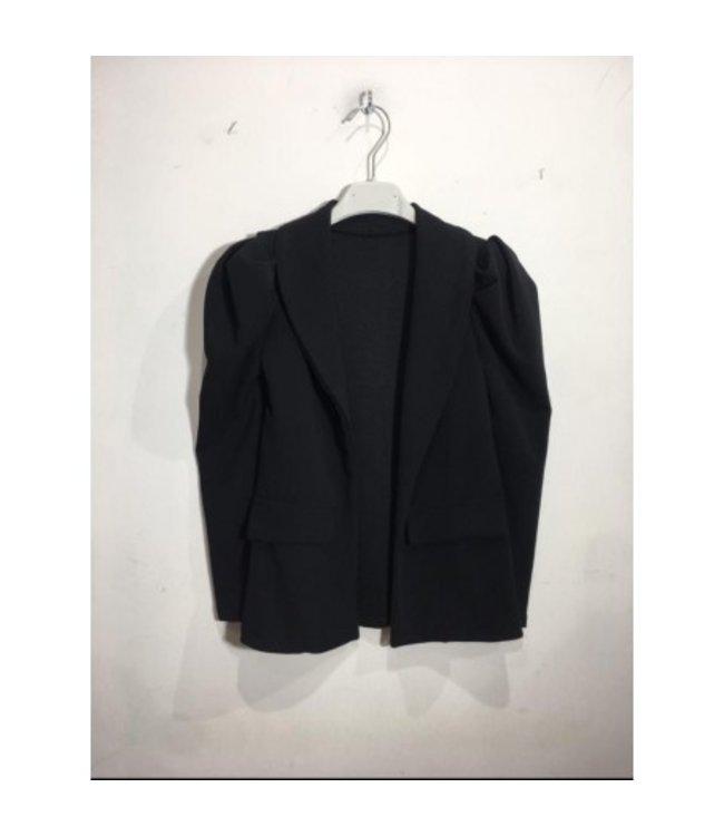 Basic blazer | Black