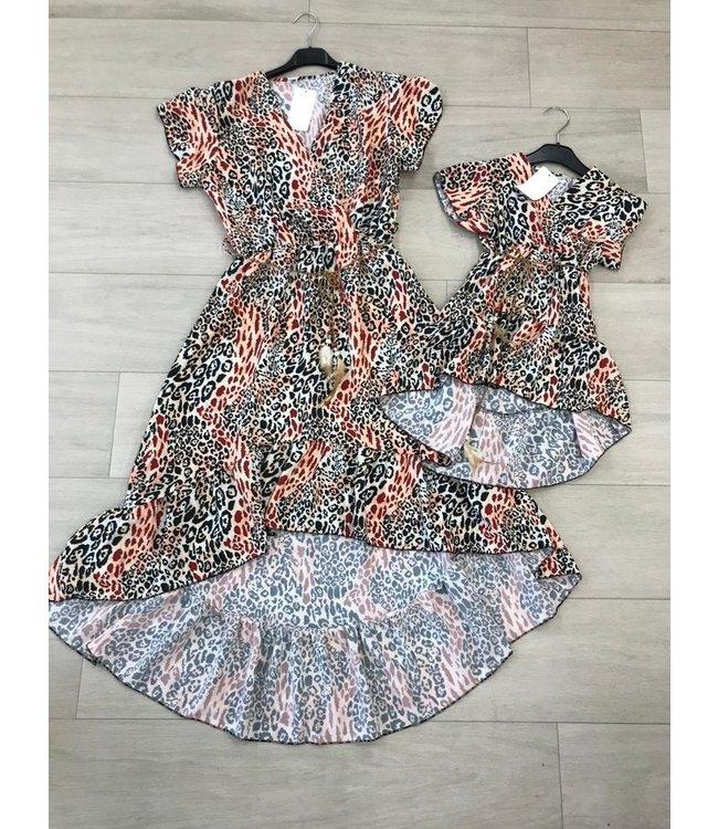Happy twin dress