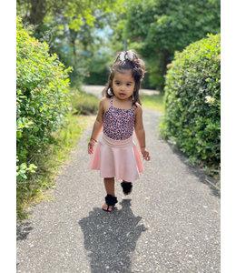 Basic skirt : pink