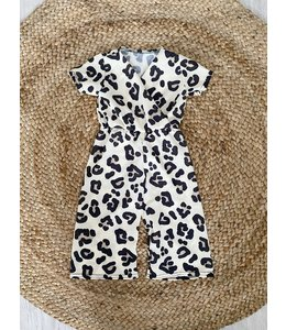 Leopard jumpy : Beige
