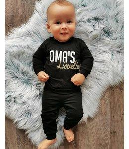 Pyjama Oma of opa's Lieveling [ kleurkeuze ]