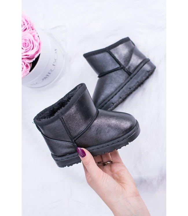 Shiny boots | Black