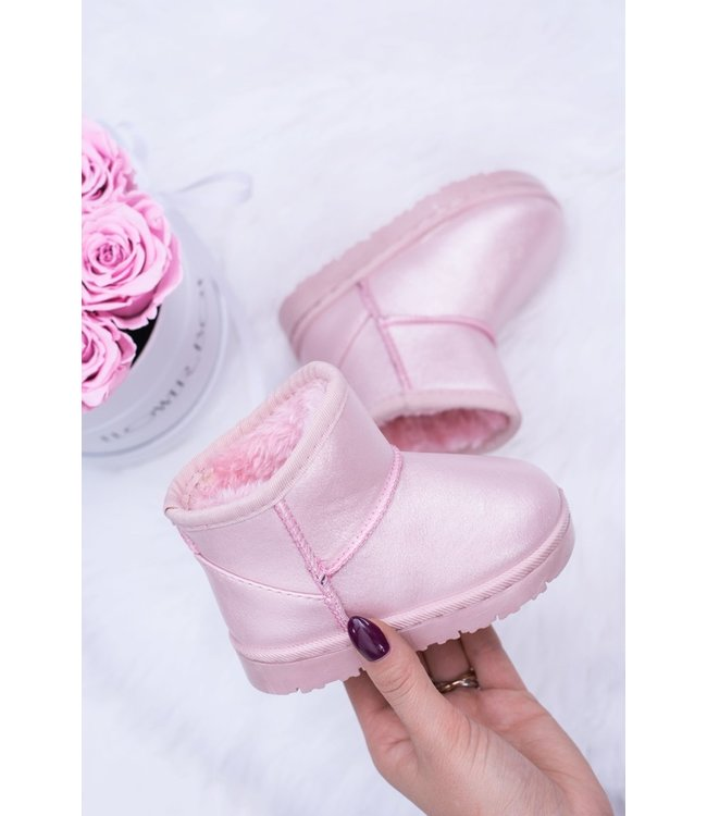 Shiny boots | Pink