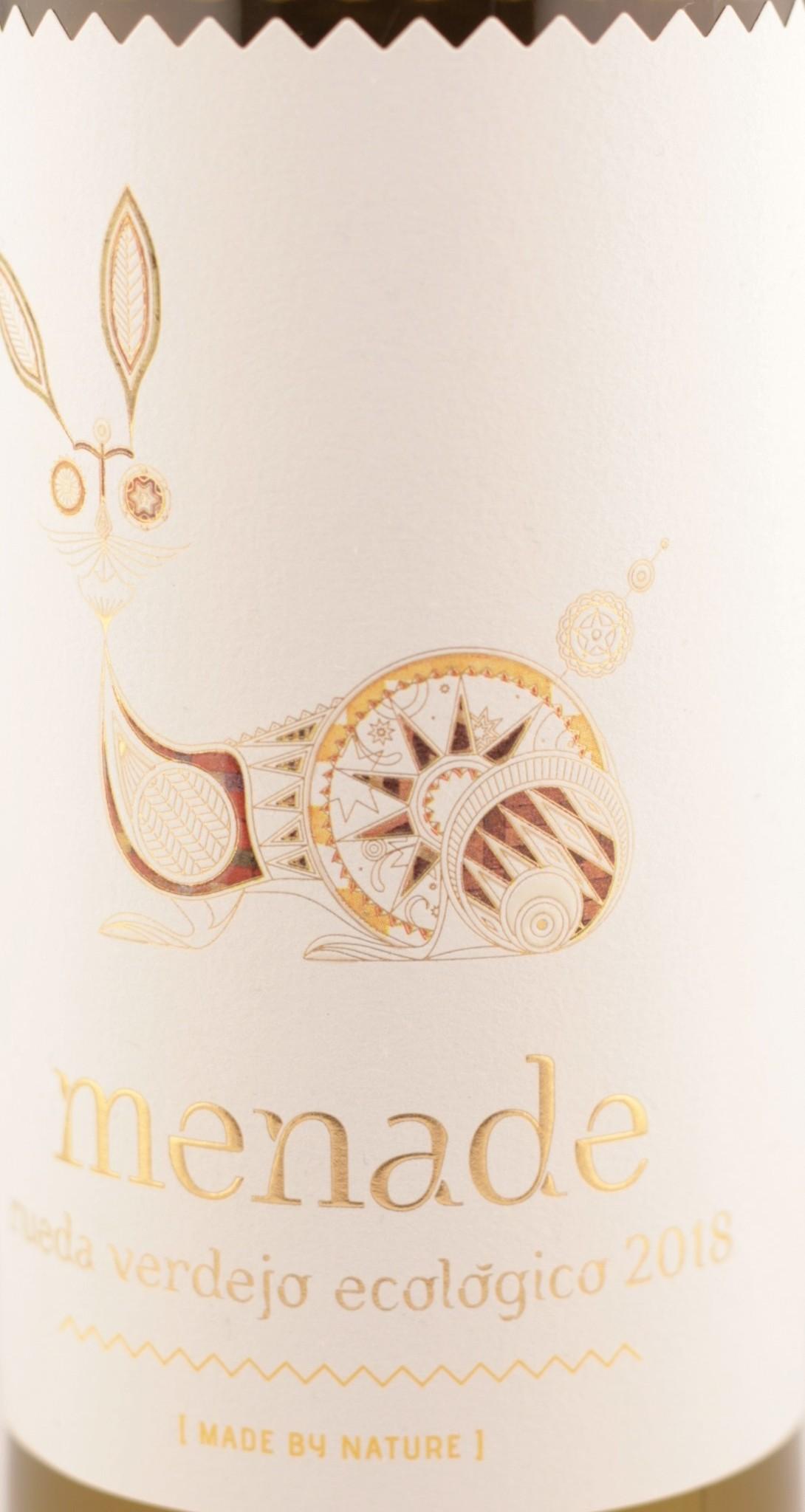 Menade  Made by Nature  Verdejo   Rueda