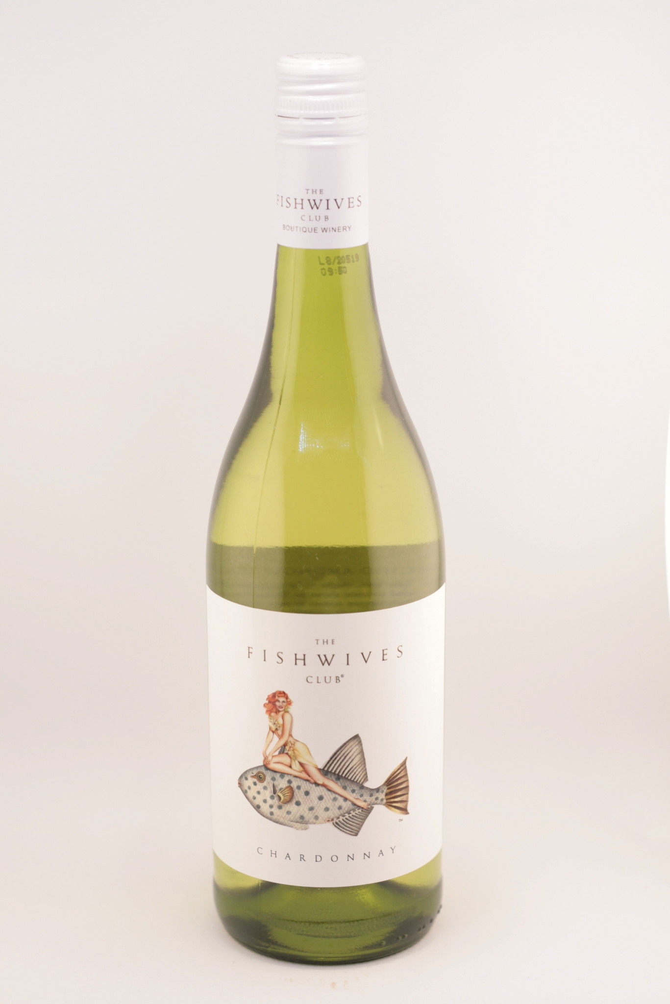 The Lady   The Fishwives Club  The boutique Winery  Chardonnay