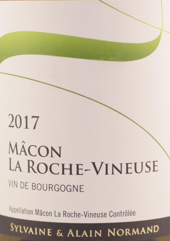 La Roche Vineuse |Mâcon | Domaine Normand