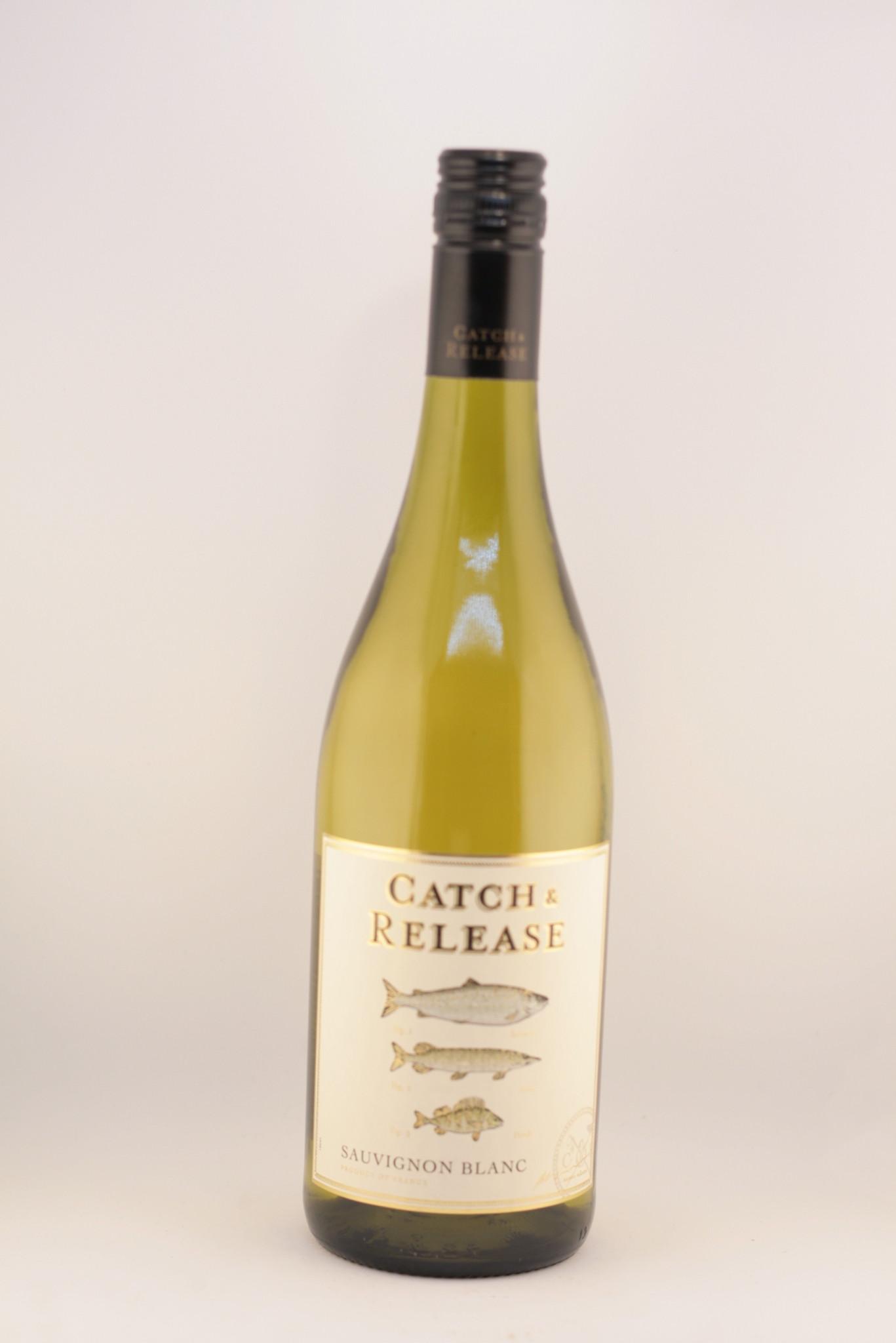 Catch & Release | Les Domaines Auriol | 2015 | Corbieres, Frankrijk | Sauvignon blanc