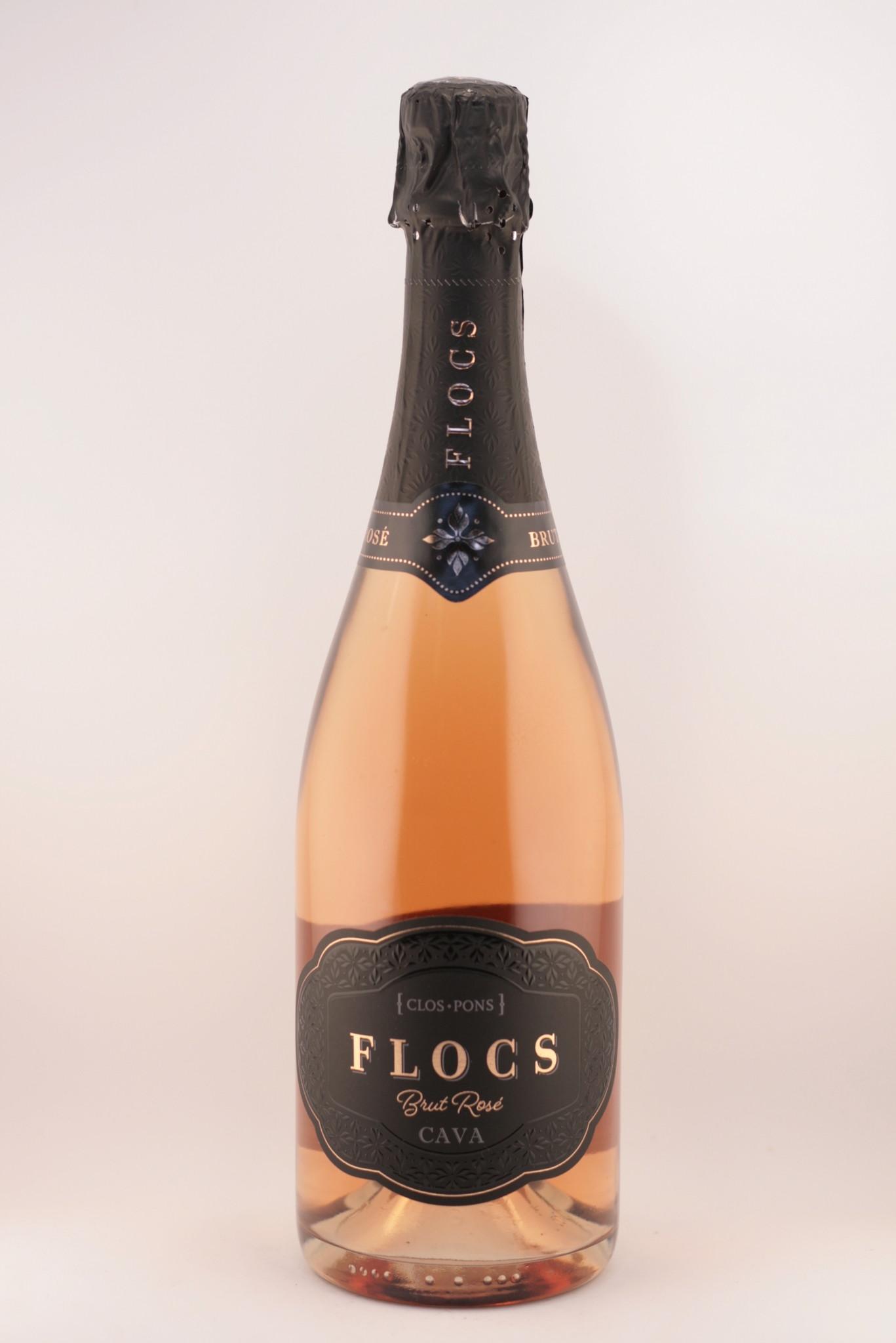 Flocs Rosé  Cava |Pinot Noir | Clos Pons |