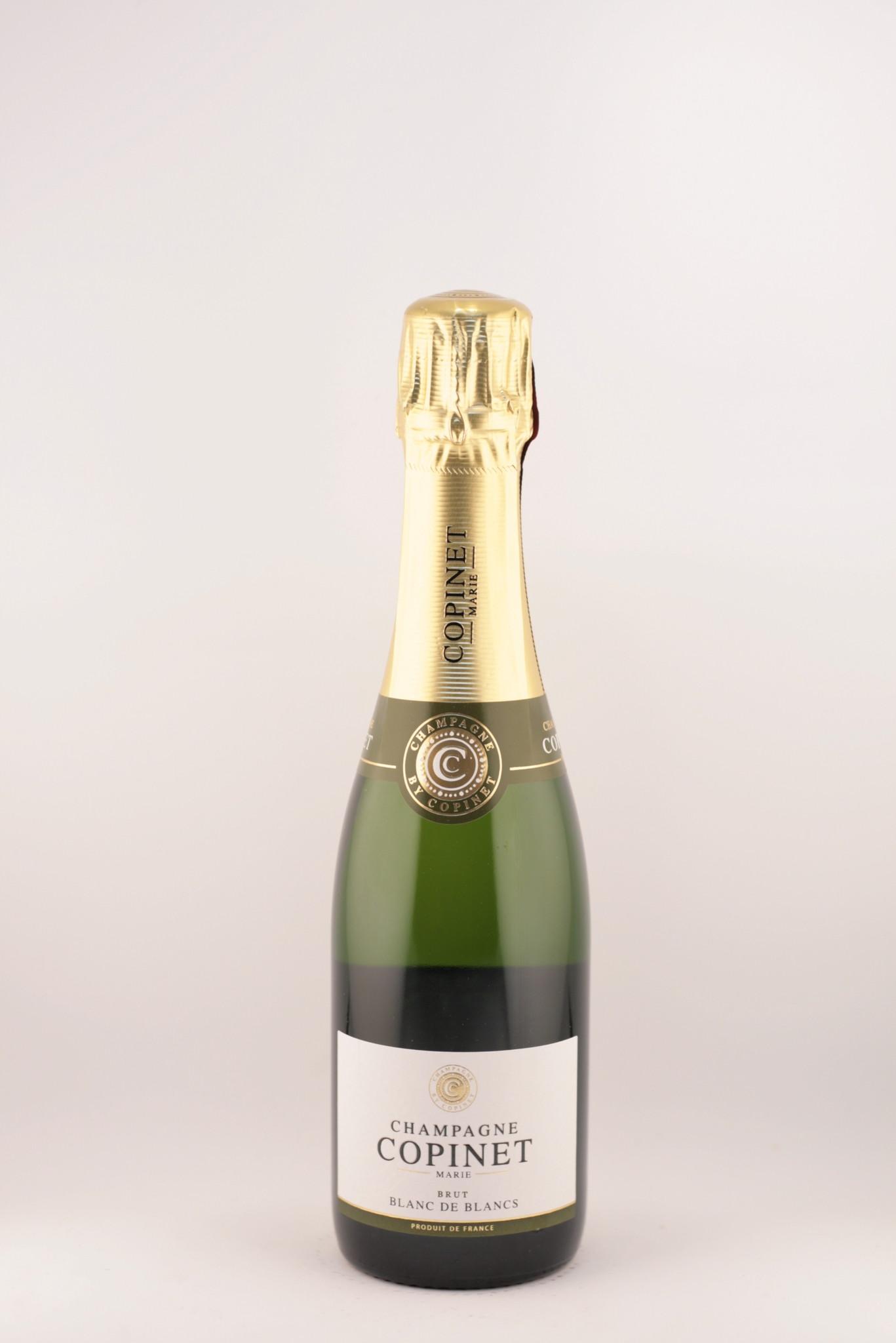 Champagne |Marie Copinet | Blanc de Blanc |Demi-Bouteille