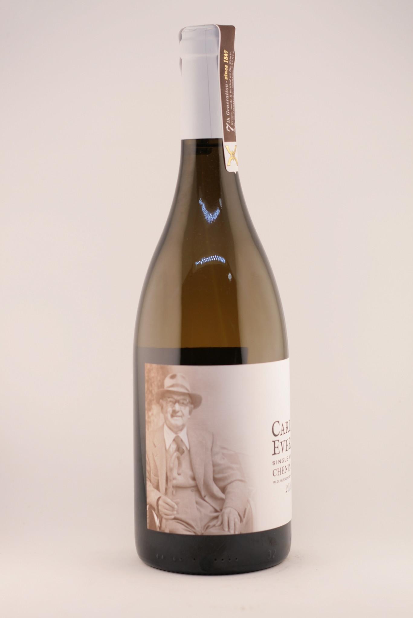 Old man Heritage range| Carl Everson | Opstal Winery  | Chenin blanc| single vineyard| Slanghoek | 2017