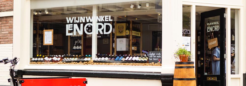 voorkant wijnwinkel