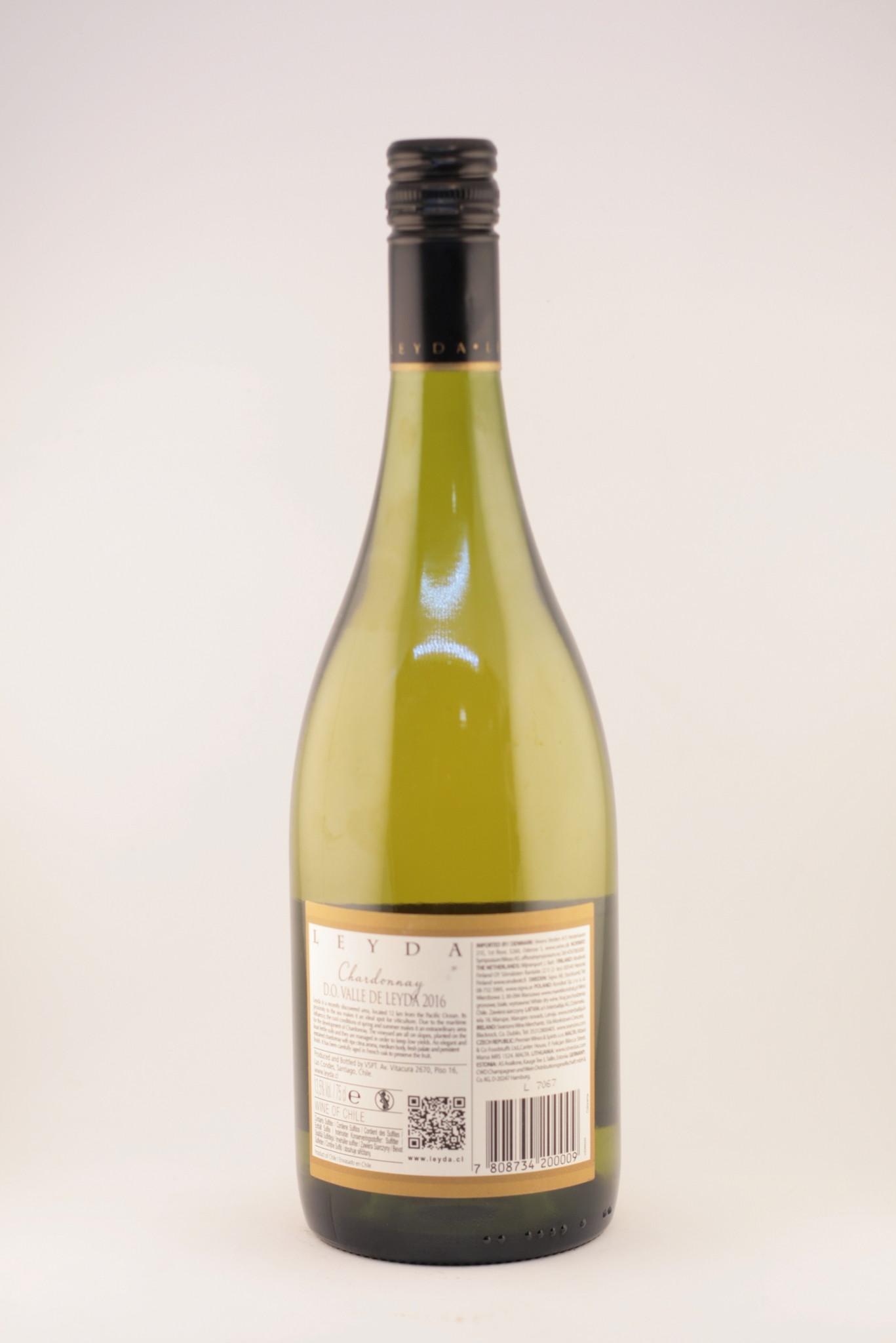 Falaris hill | Single vineyard | Vina Leyda | 2017 | Leyda Vallei | Chardonnay