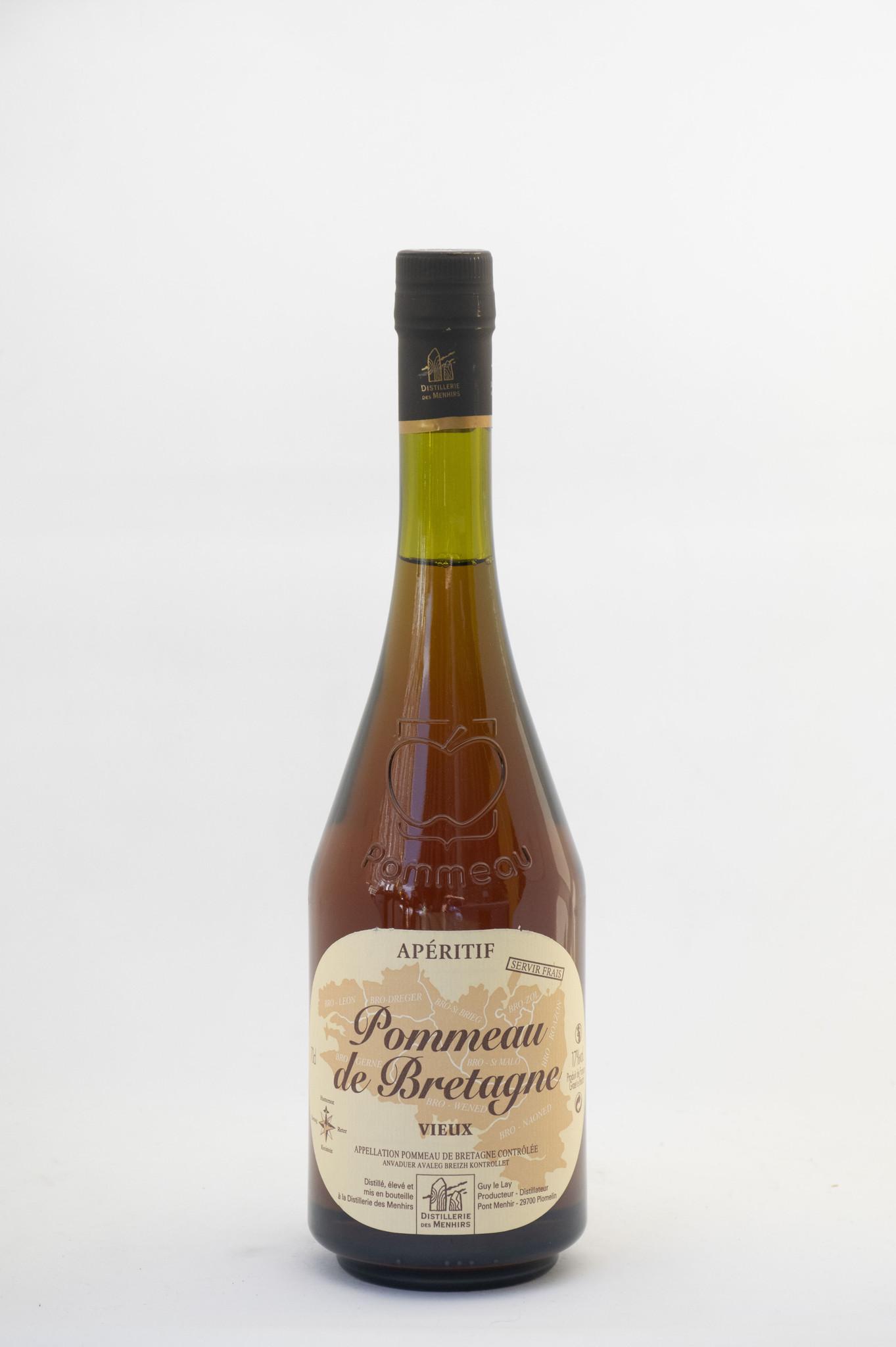 Pommeau Vieux de Normandie  Guy le Lay    Dessertwijn