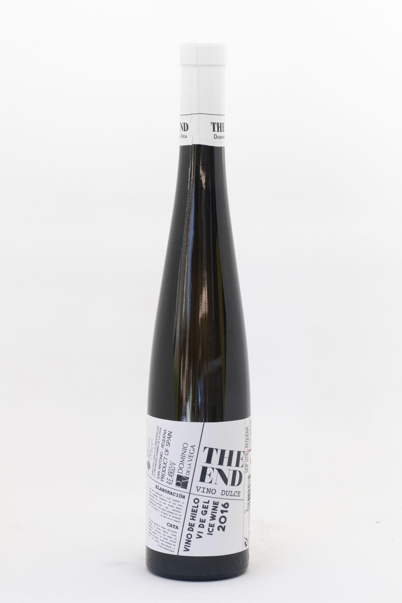The End Ice Wine | Dominio de la Vega |  Dessertwijn