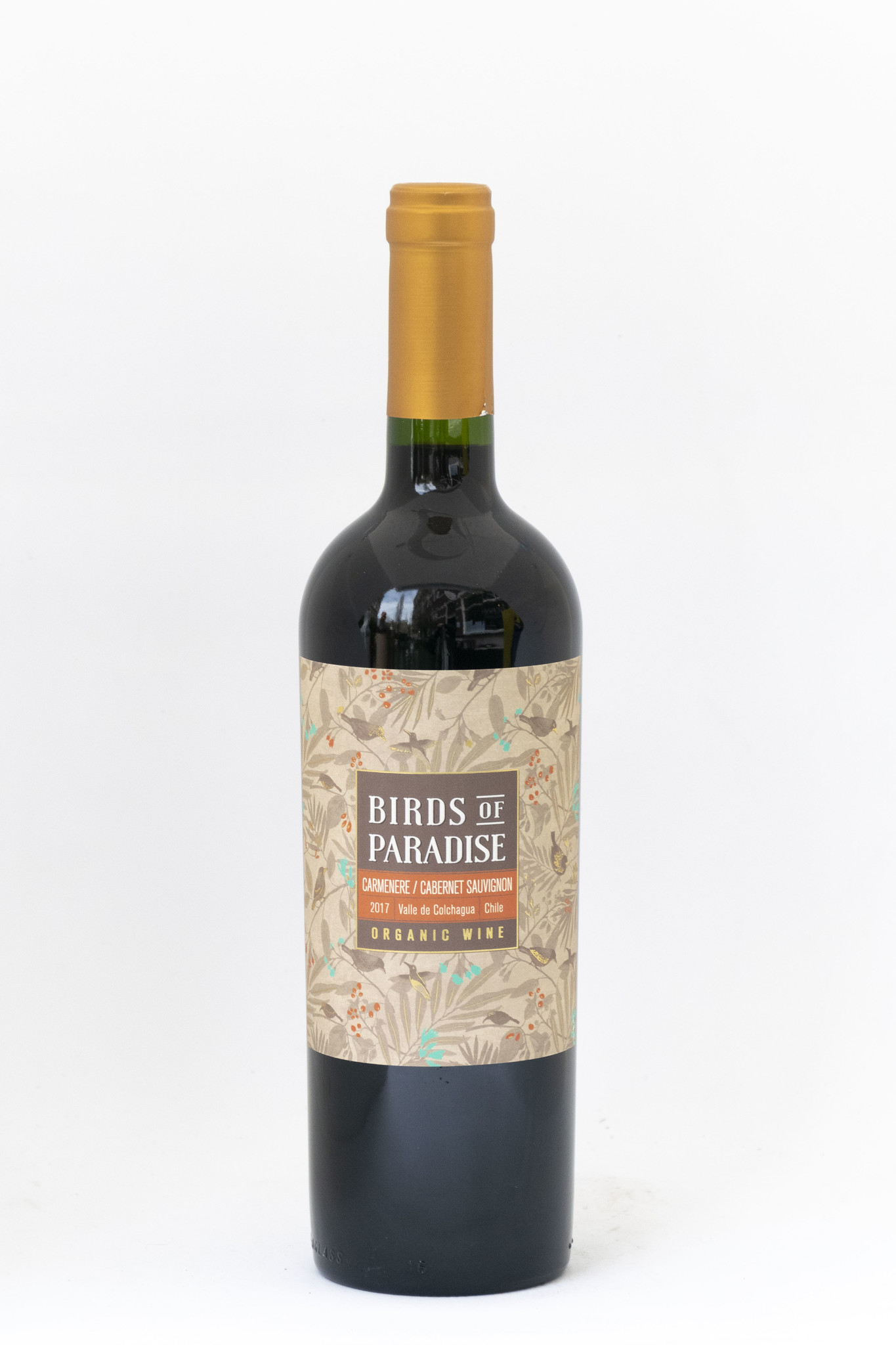 Birds of paradise |Organic |valle de repel | 2018 | Demi-Boutaille