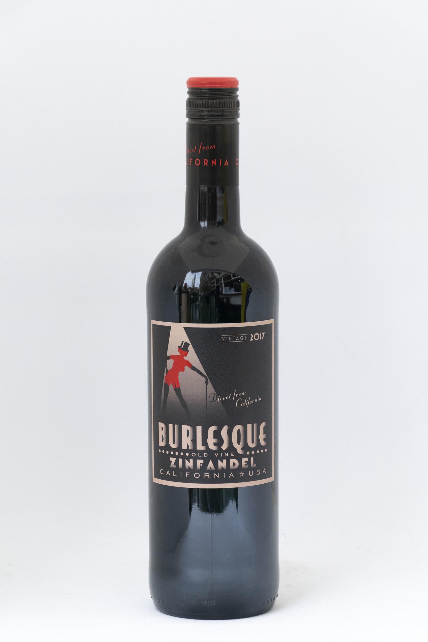 Burlesque | Zinfandel | Old Vine