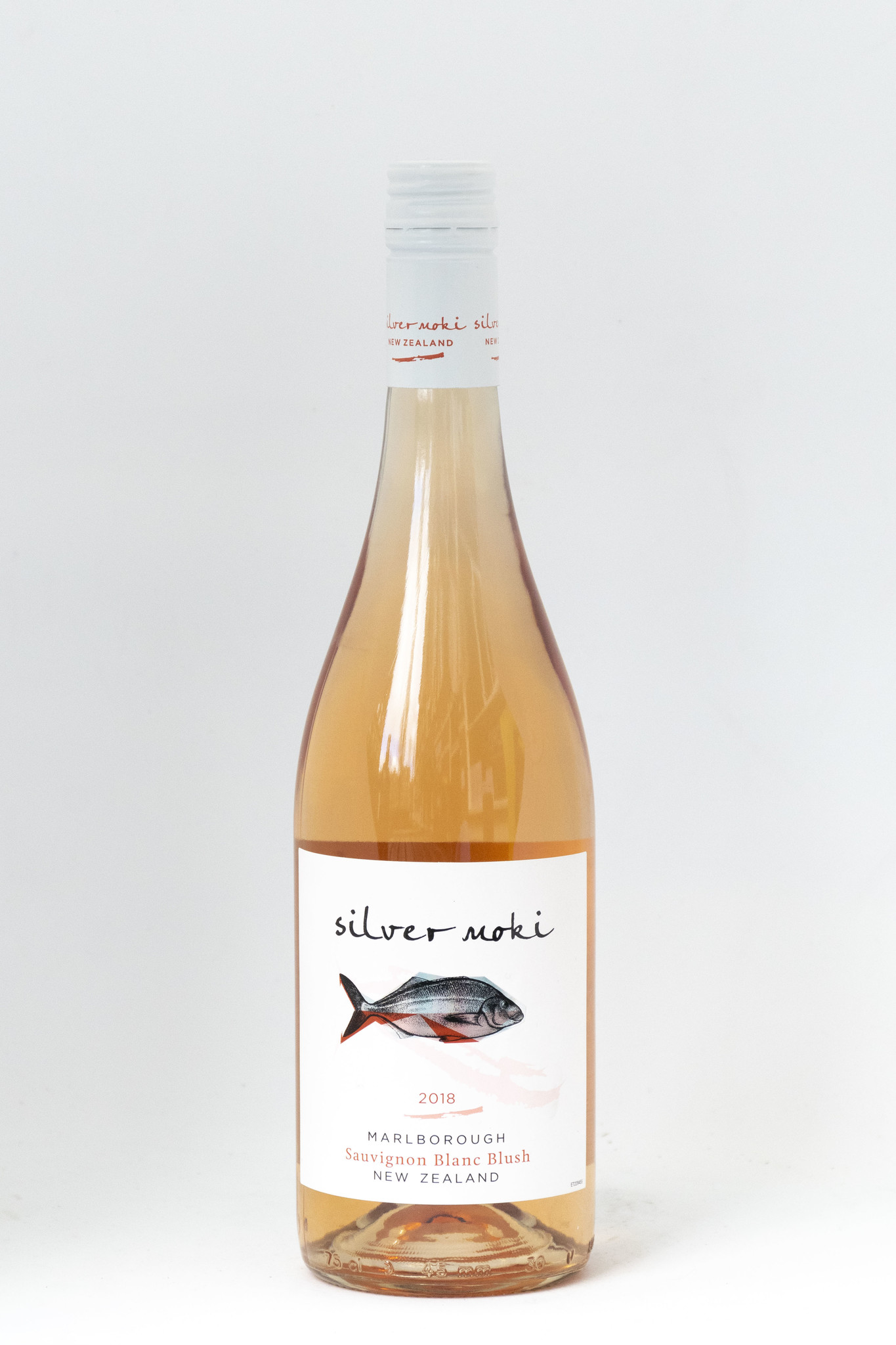 Silver Moki | Blush | 2018 |  Marlborough | Rosé