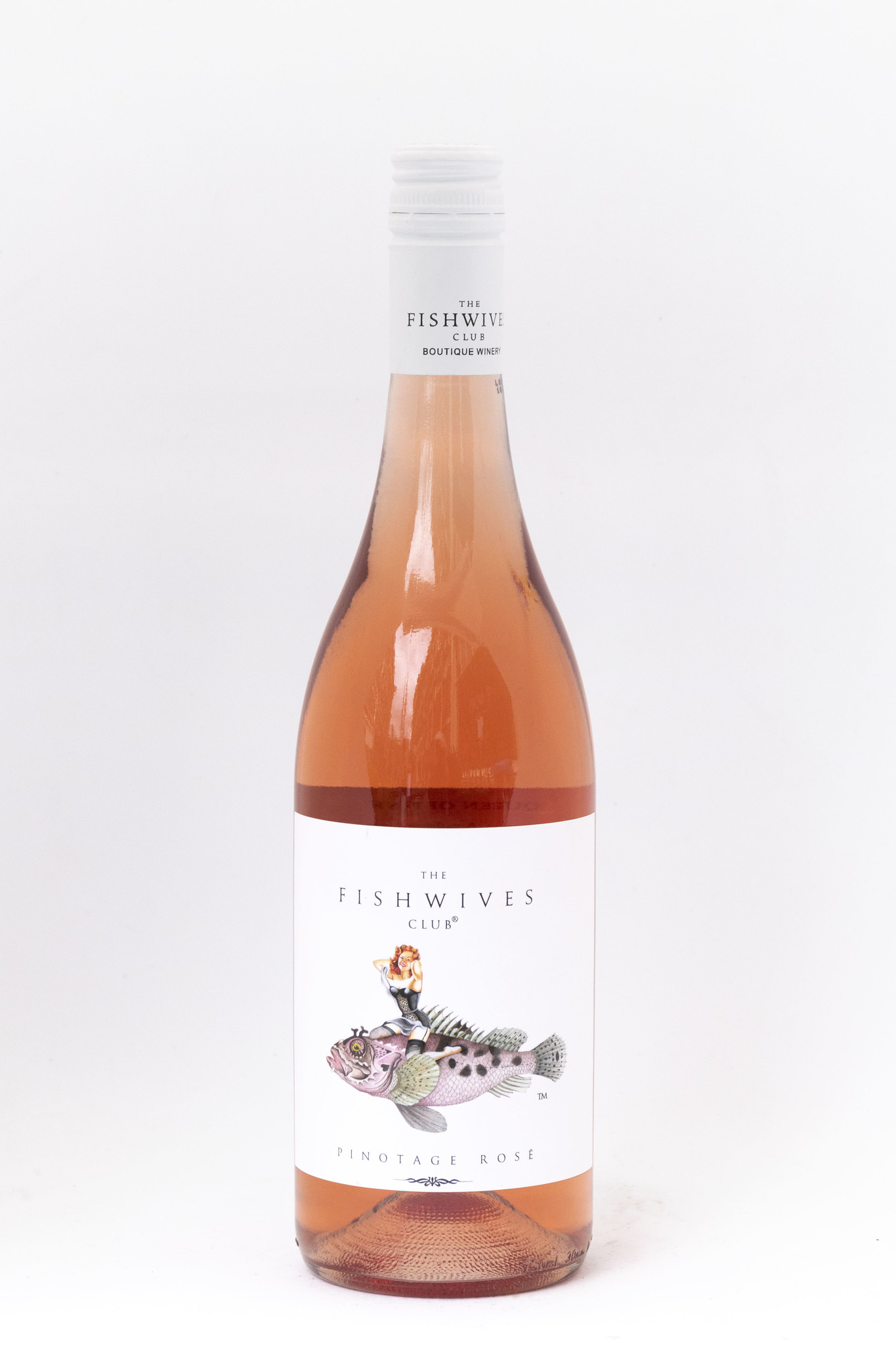 The Fishwives Club Rosé | Boutique Winery | 2018 | Western Cape | Pinotage | Rosé