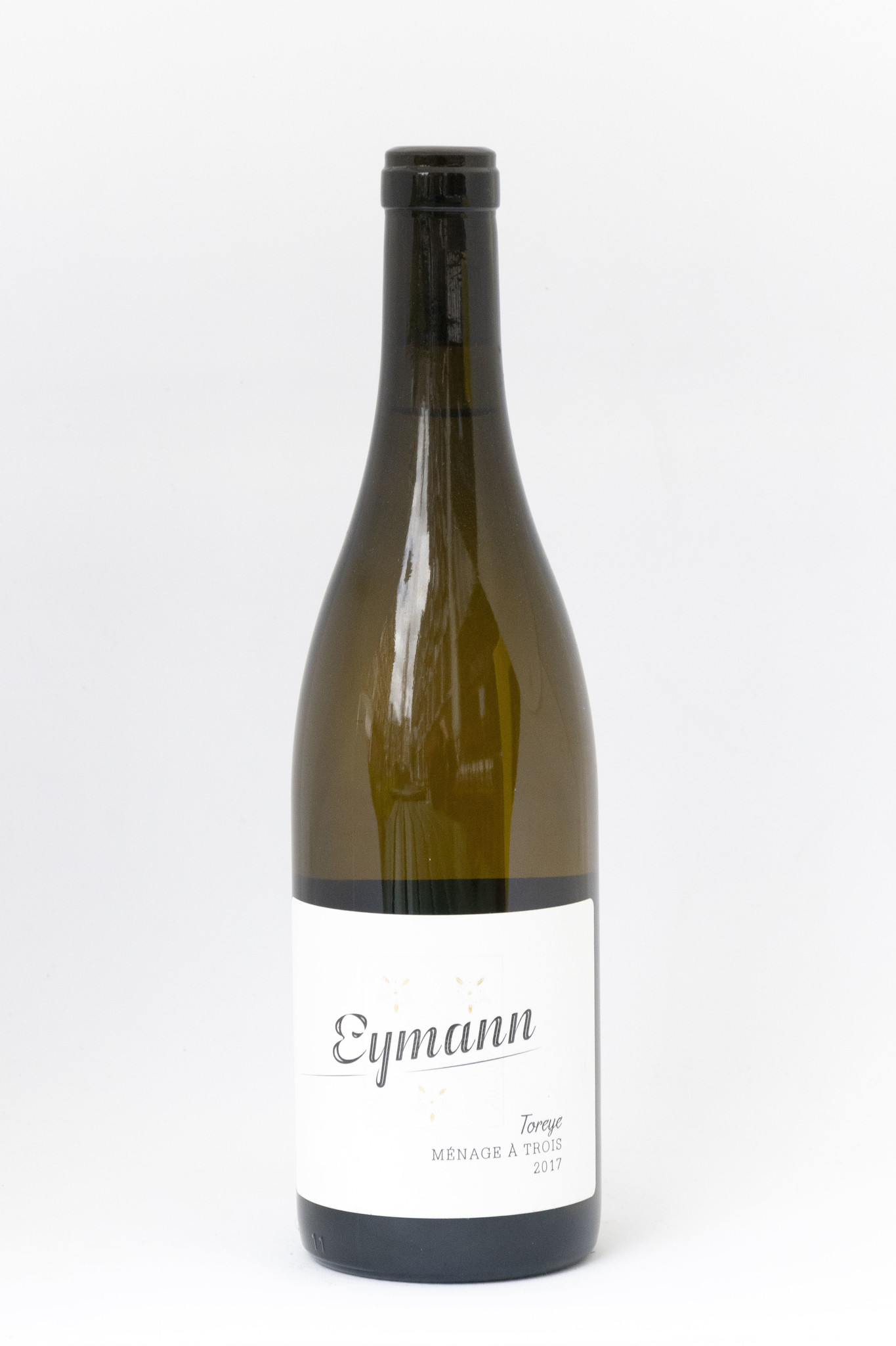 Mènage á Trois |  Weingut Eymann |  Chardonnay-Weissburgunder- Grauburgunder