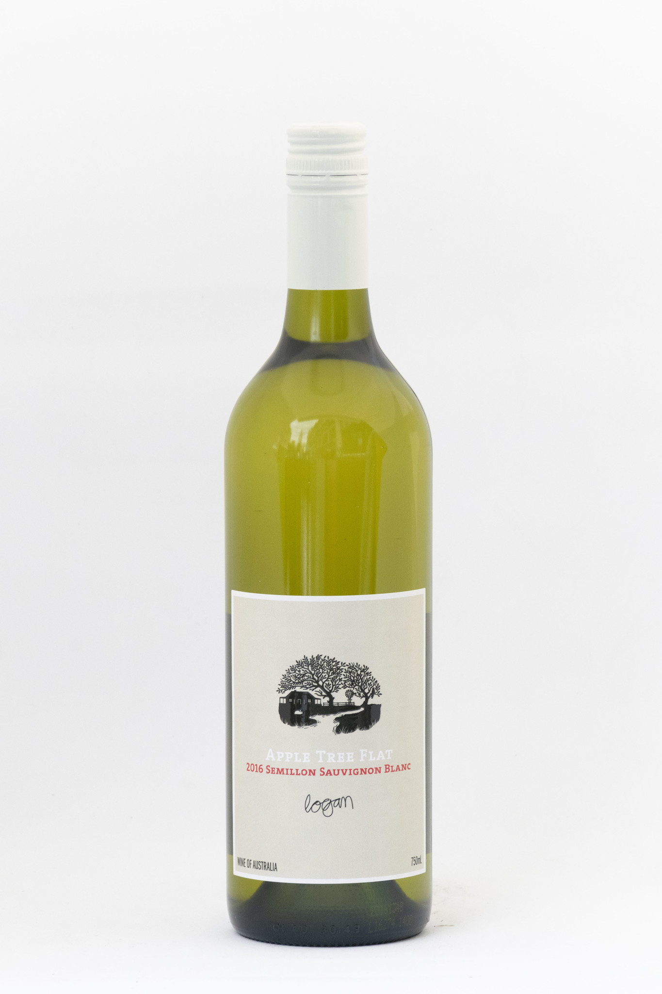 Apple Tree Flat | Semillion -Sauvignon blanc | Peter Logan wines | 2016