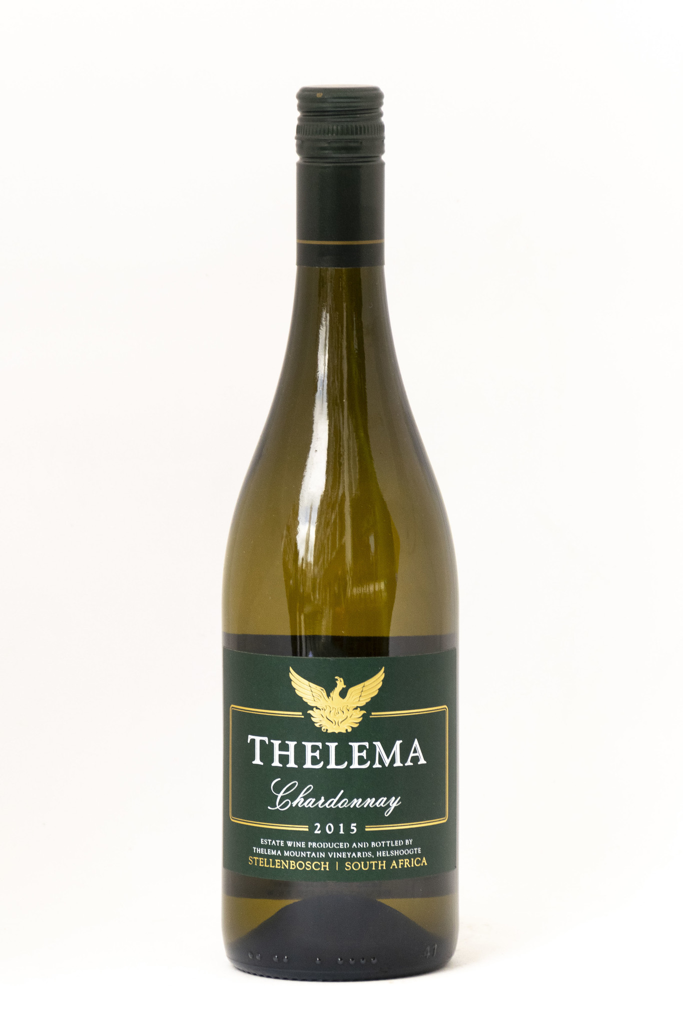 Thelema White | Thelema Vineyards| 2017 |Chardonnay
