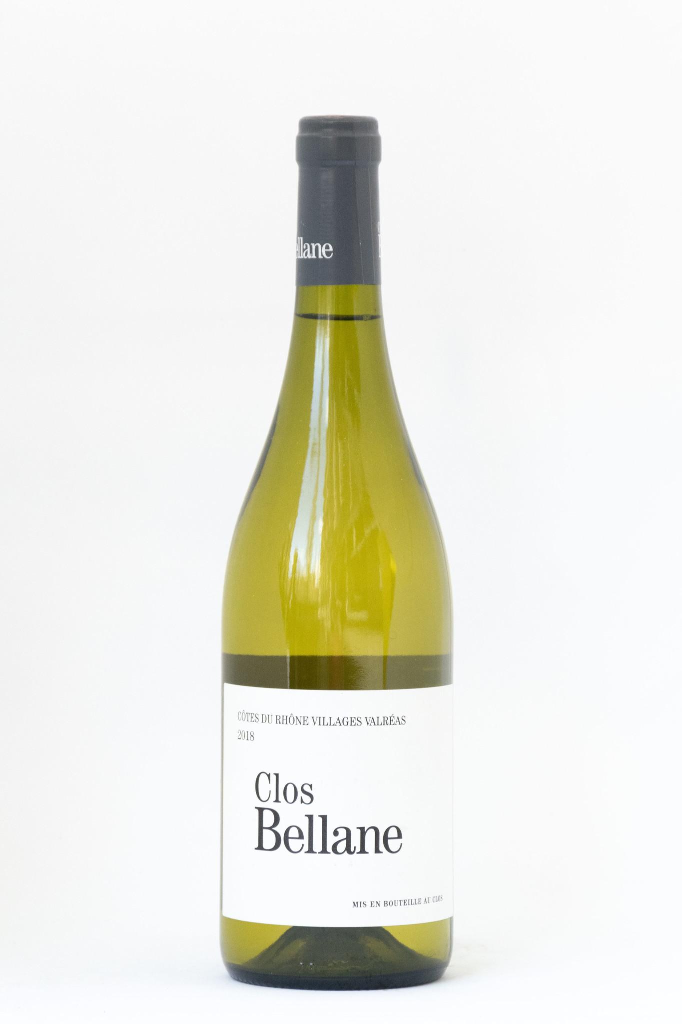 Clos Bellane | Valréas | La Ferme du Mont | 2018 |  Rhône