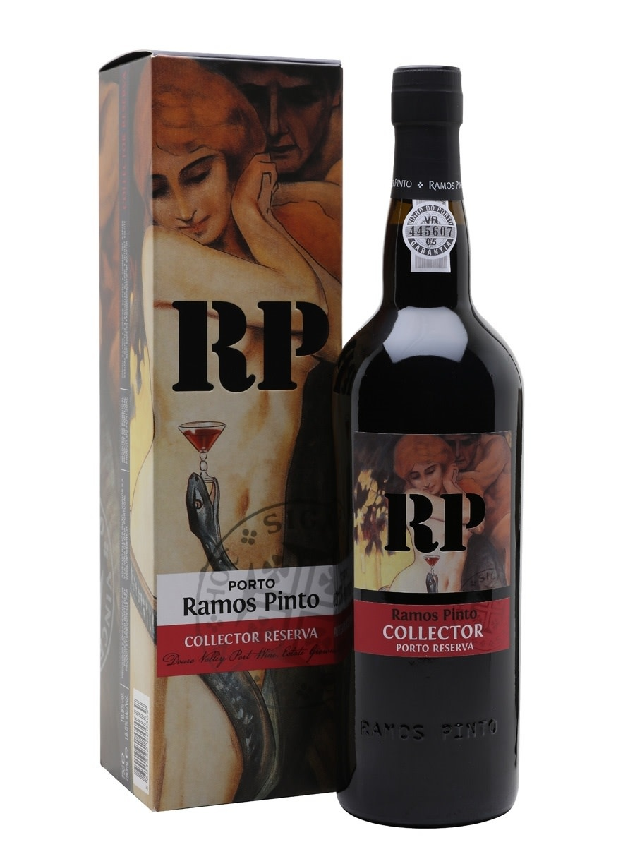 Ramos Pinot | Collector | Reserva Ruby| Port