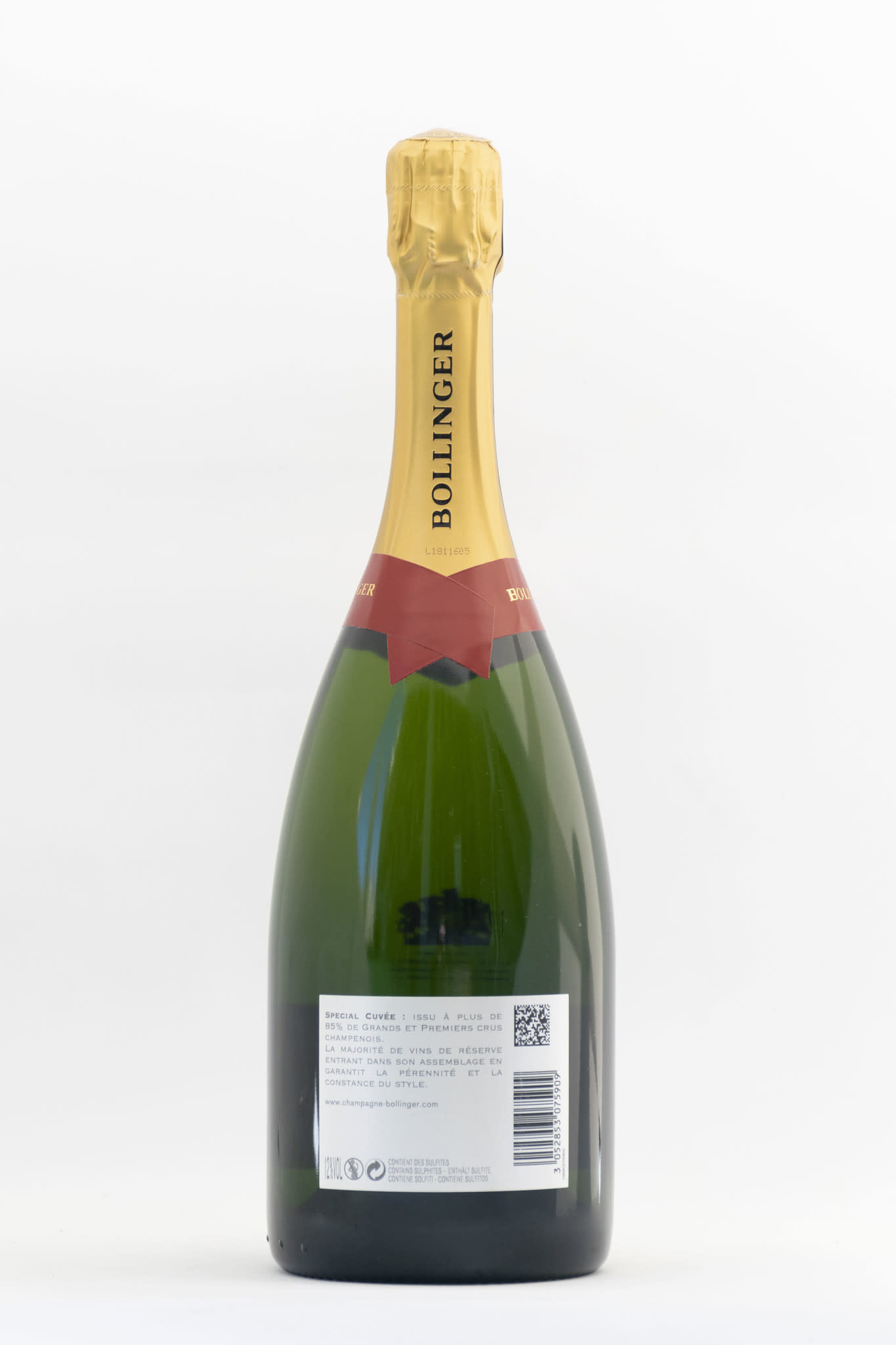 Champagne Bolliger | Special Cuvee |  Brut