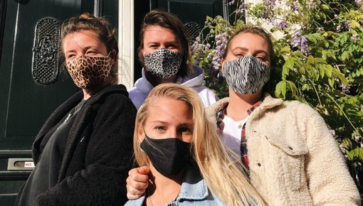 Fashion Face masks that suit your style!