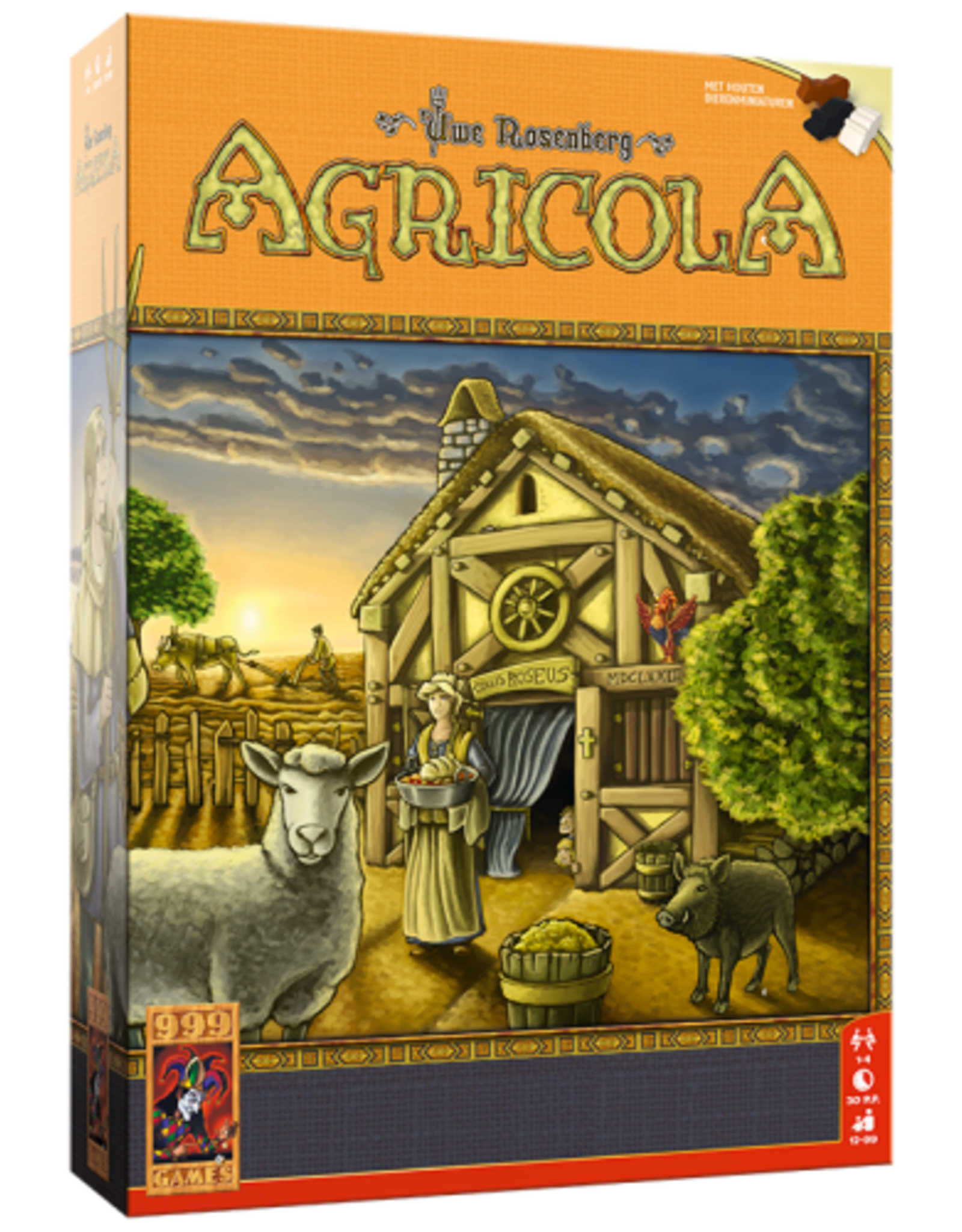 999-Games Agricola (NL)