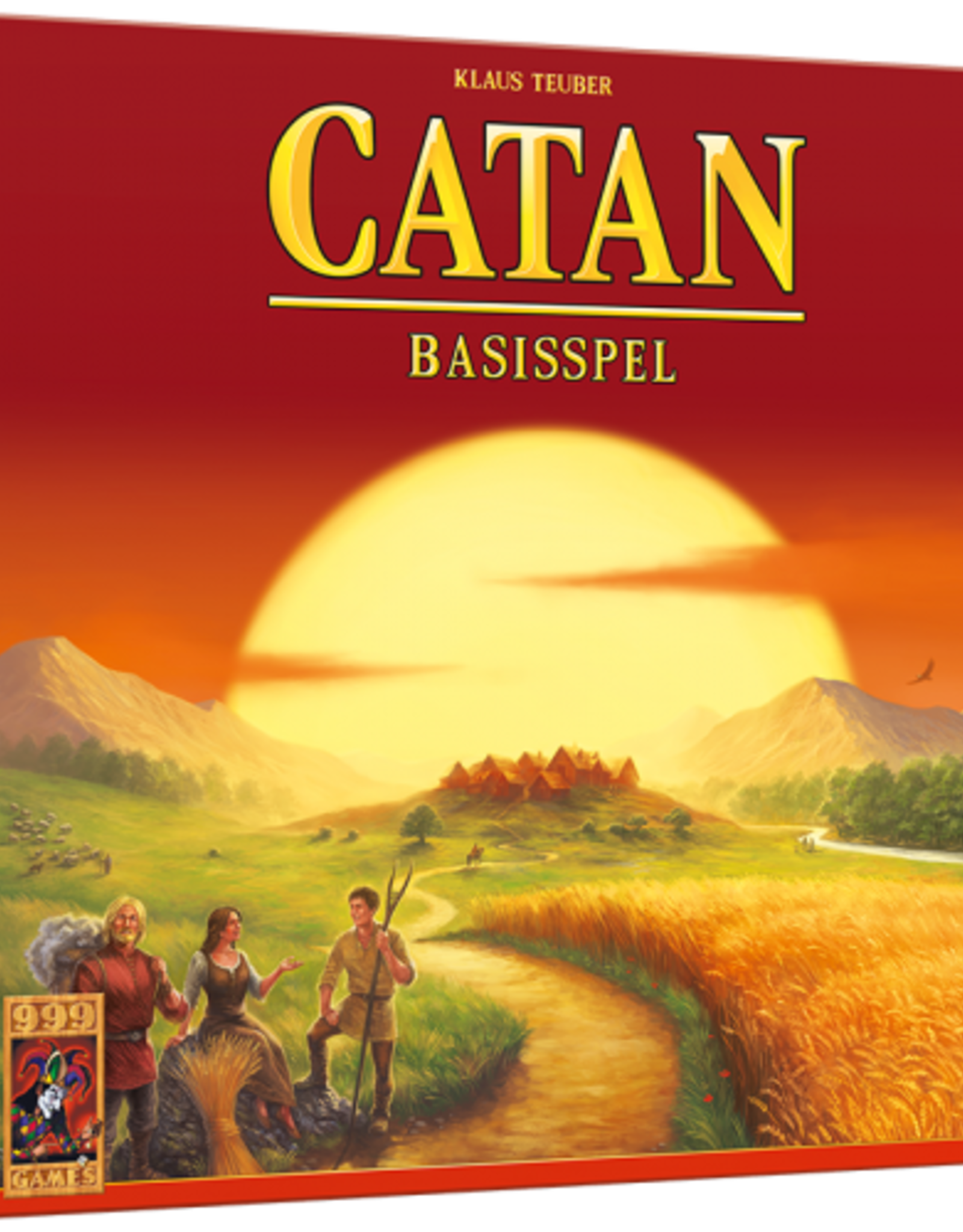 999-Games Catan (NL)