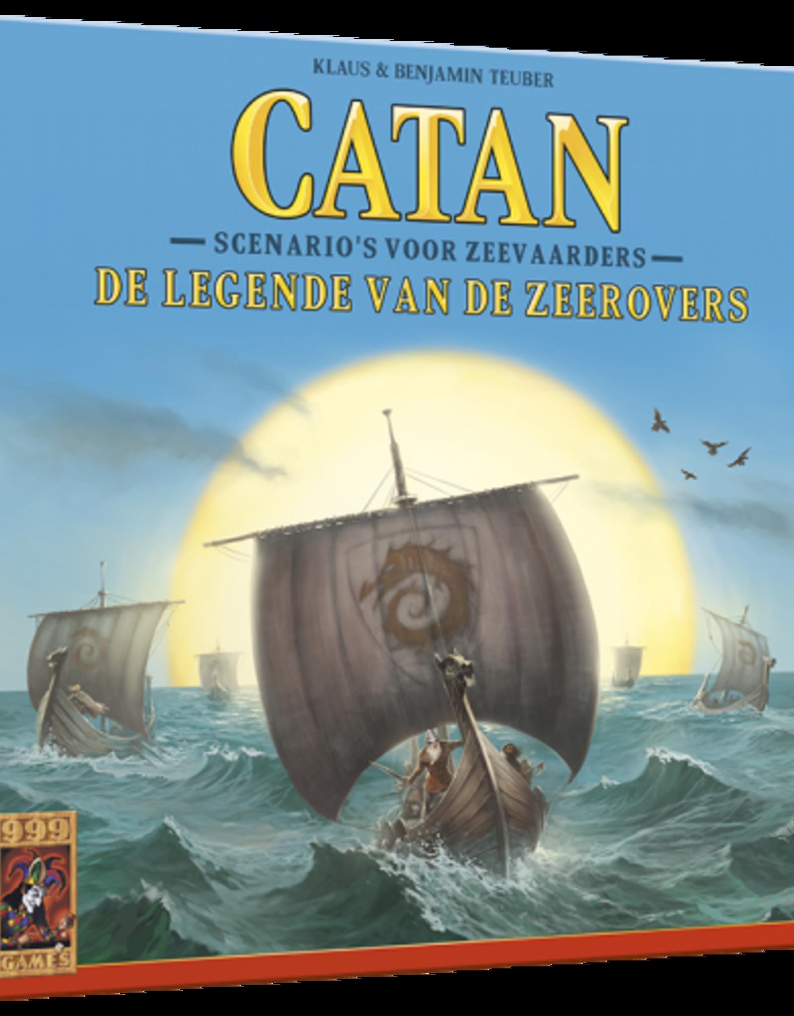 999-Games Catan: De Legende van de Zeerovers (NL)