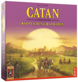 999-Games Catan: Kooplieden en Barbaren (NL)