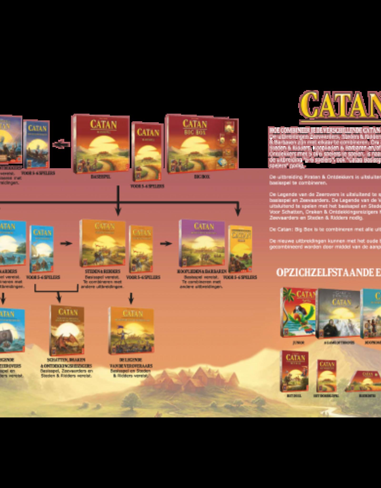 999-Games Catan: Zeevaarders (NL)