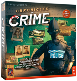 999-Games Chronicles of Crime (NL)