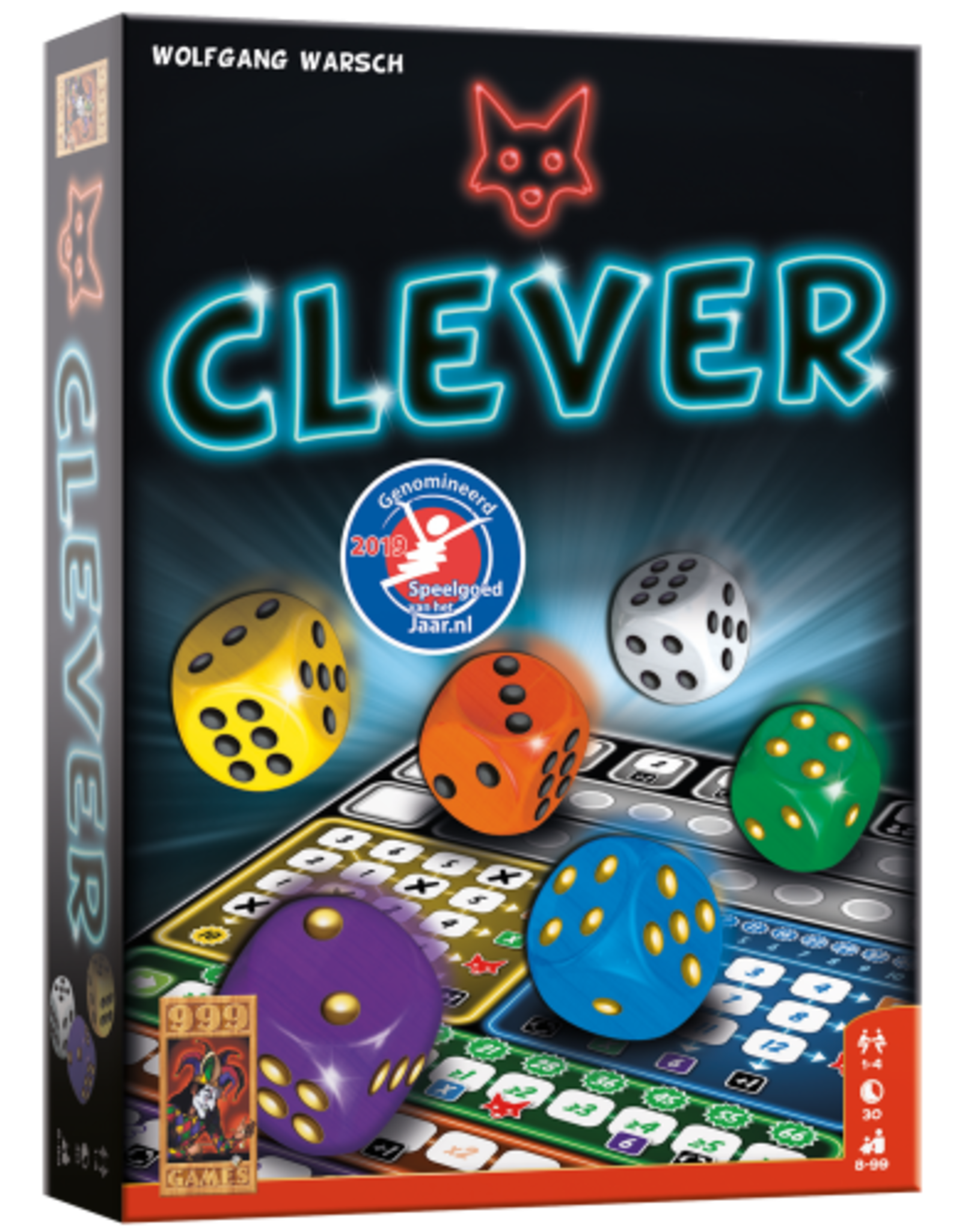 999-Games Clever (NL)