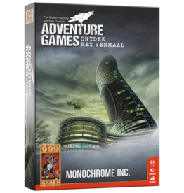 999-Games Adventure Games: Monochrome inc. (NL)
