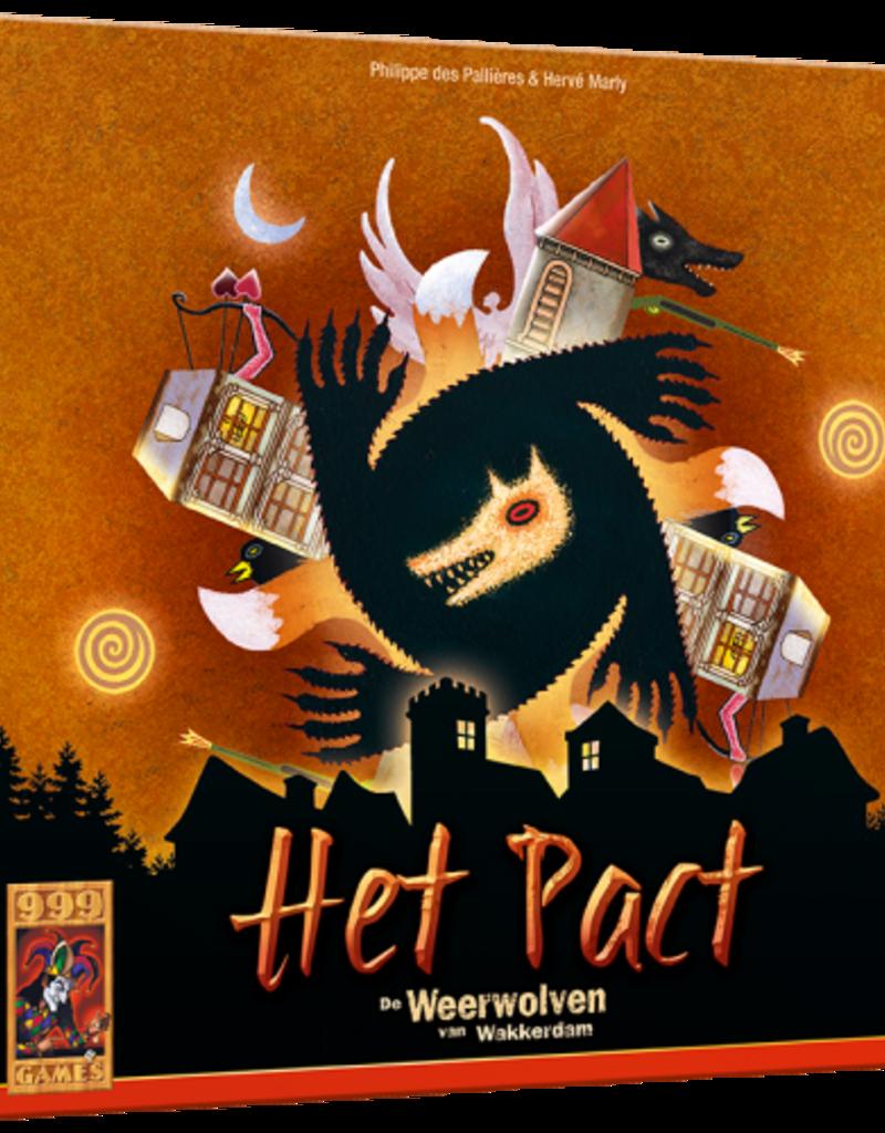 999-Games De Weerwolven van Wakkerdam Het Pact