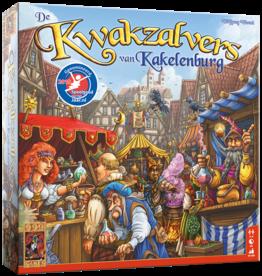 999-Games De Kwakzalvers van Kakelenburg