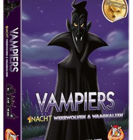 White Goblin Games 1 Nacht Weerwolven en Waaghalzen: Vampieren (NL)