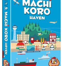White Goblin Games Machi Koro Haven