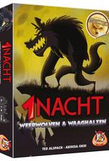 White Goblin Games 1 Nacht Weerwolven en Waaghalzen