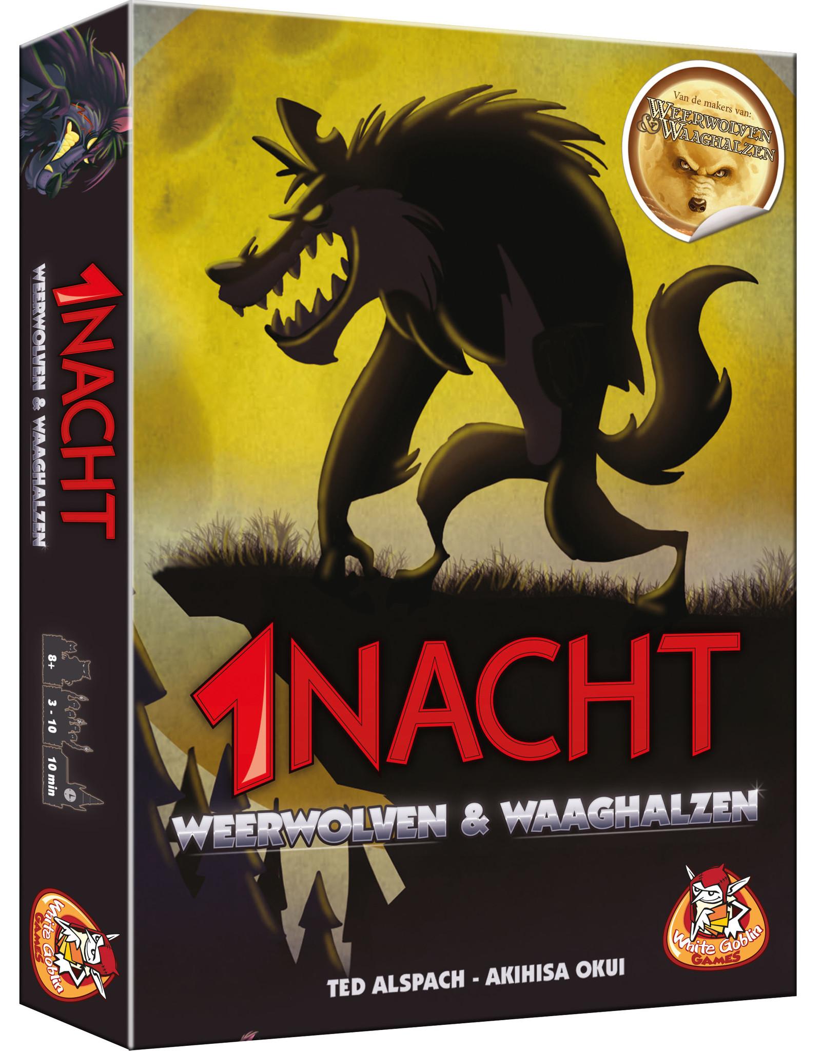 White Goblin Games 1 Nacht Weerwolven en Waaghalzen (NL)