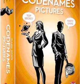 White Goblin Games Codenames Pictures, Nederlandstalig