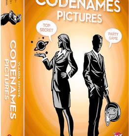 White Goblin Games Codenames Pictures (NL)