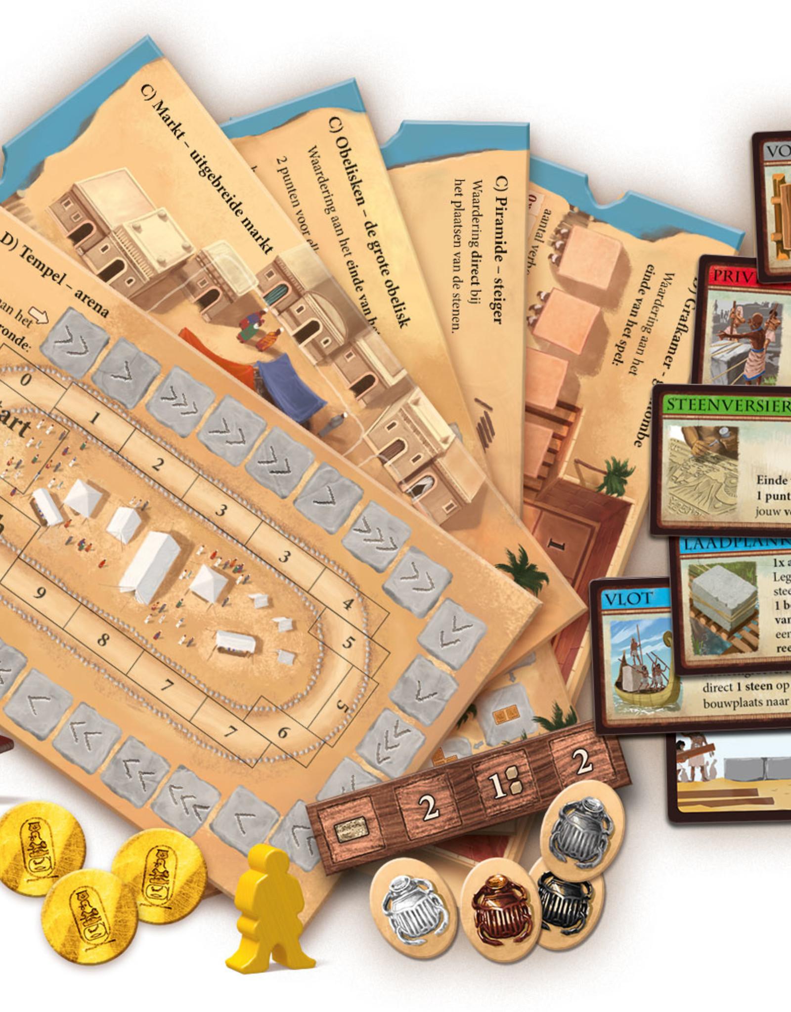 White Goblin Games Imhotep: Een Nieuwe Dynastie (NL)