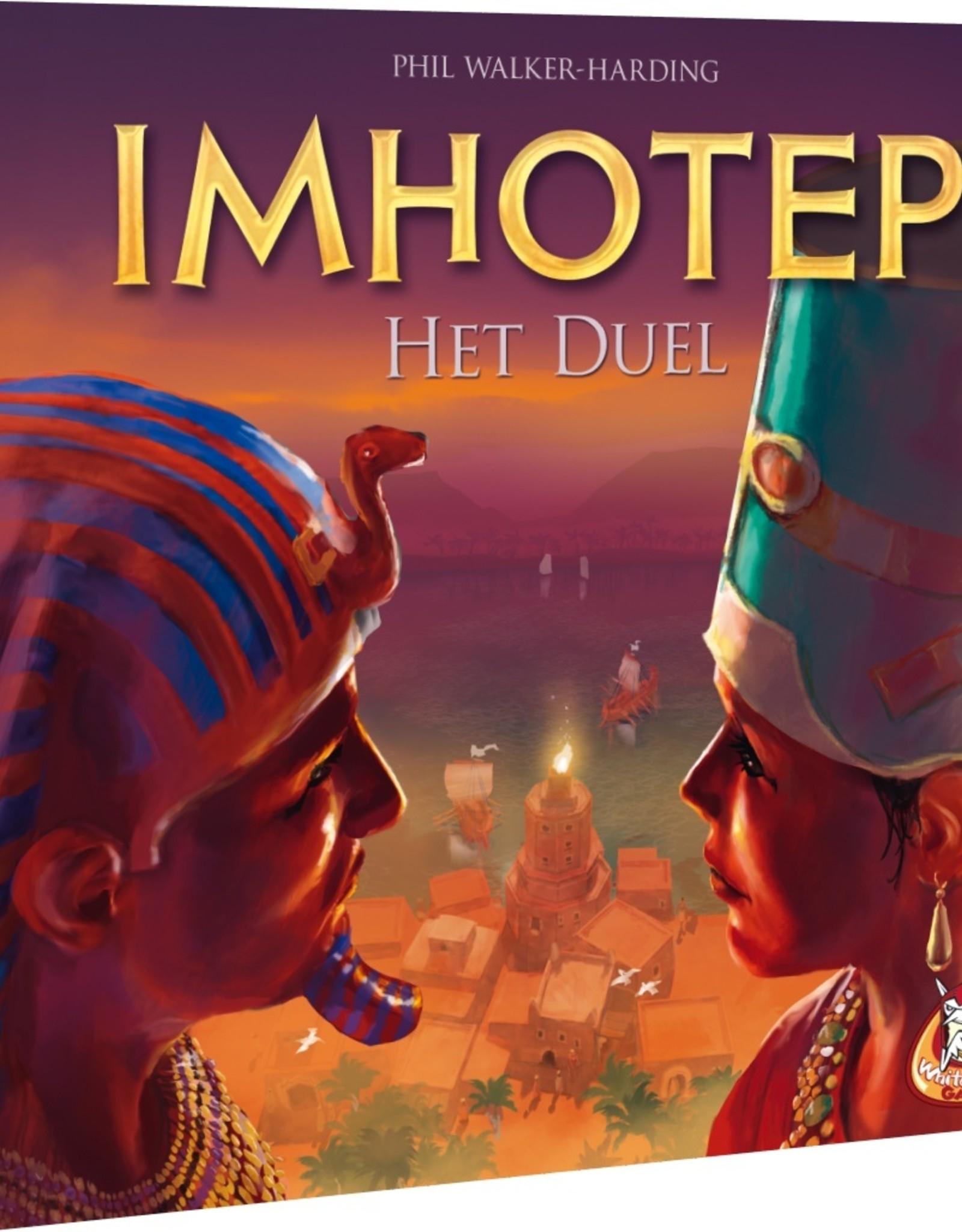 White Goblin Games Imhotep: Het Duel (NL)