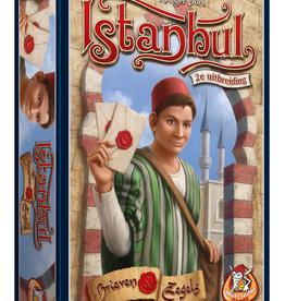 White Goblin Games Istanbul Brieven en Zegels