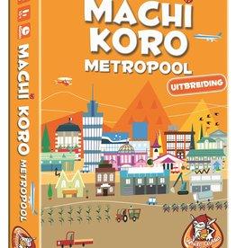 White Goblin Games Machi Koro: Metropool (NL)